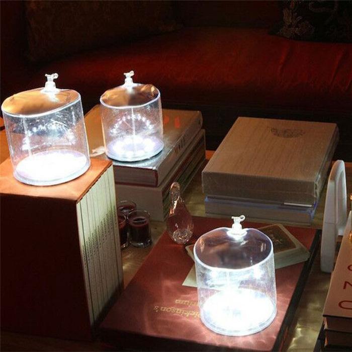 Inflatable solar light,emergency solar LED string lights EM-SL10