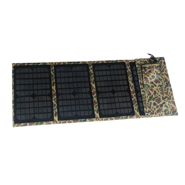 40watt foldable solar bag charger EM-040