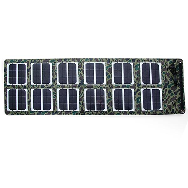 36watt multifunction solar charger