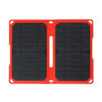 14watt top quality solar charger with ETFE materials can charge 2 phone at same time EM-014E