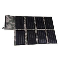 80watt portable solar foldable bag charger